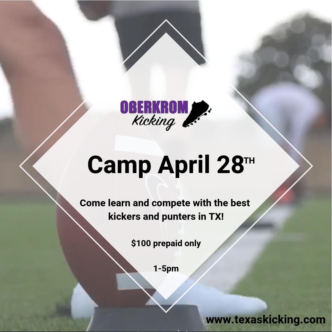 2019 Spring Camp!
