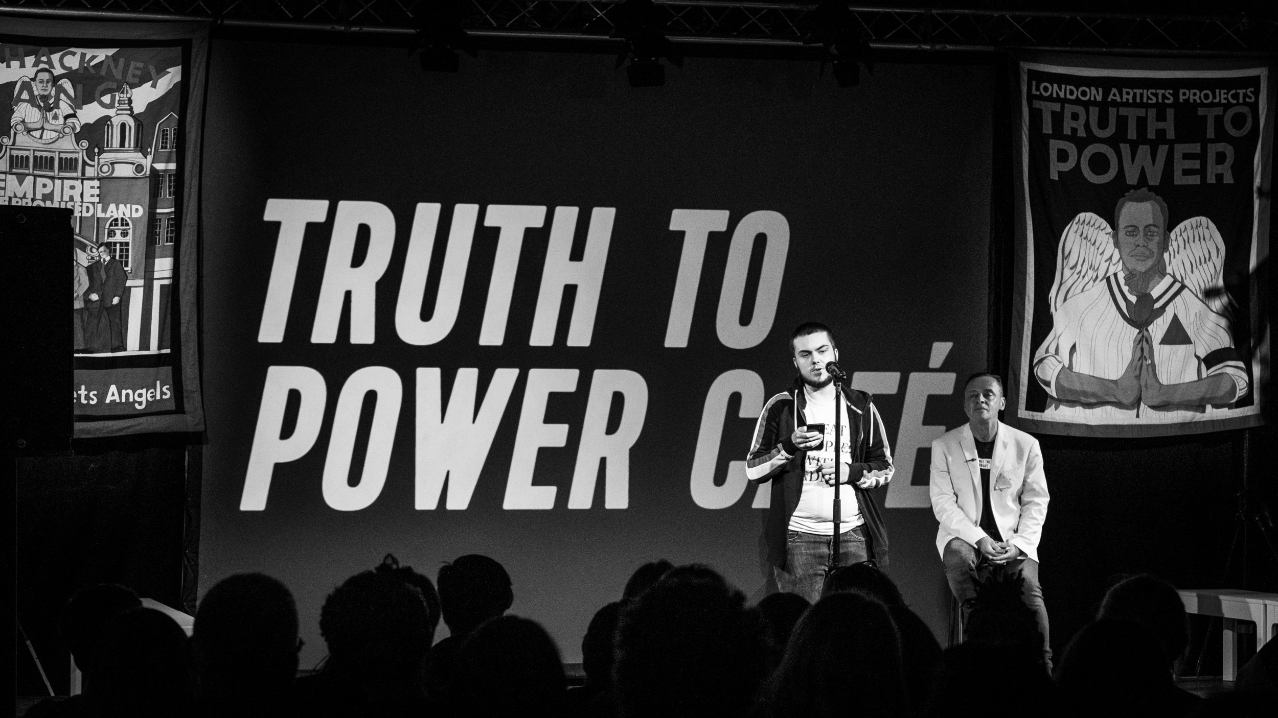 Jerome Whittingham (Truth to Power Cafe - Liam Jamie Harrison and Jeremy Goldstein).jpg
