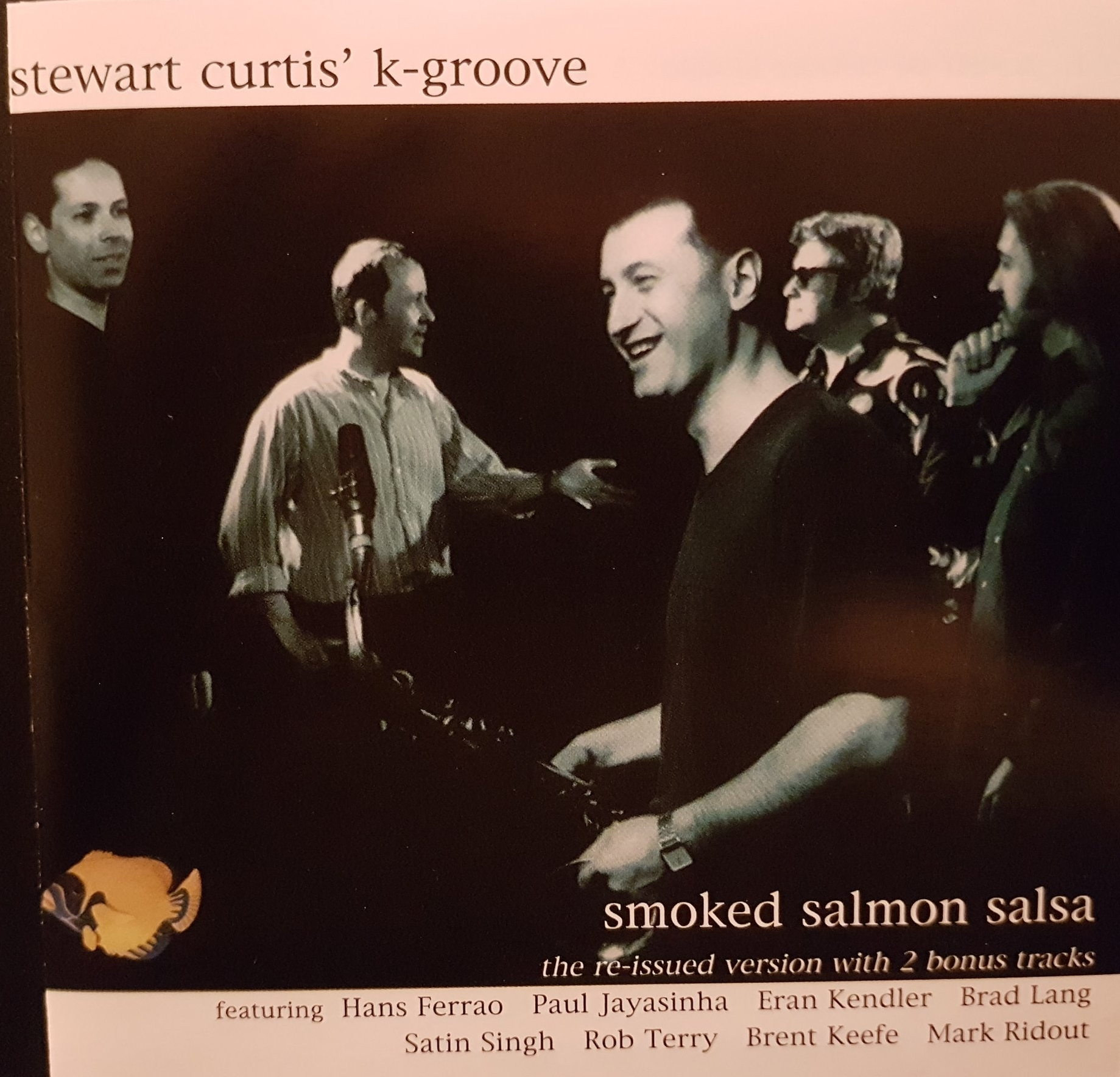 """Smoked Salmon Salsa"" 2000, Re-released on 33 Record 2011"