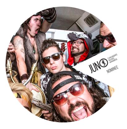 FIVE ALARM FUNK /   Vancouver funk