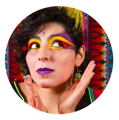 SOFÍA VIOLA  /  Latin American soul & song
