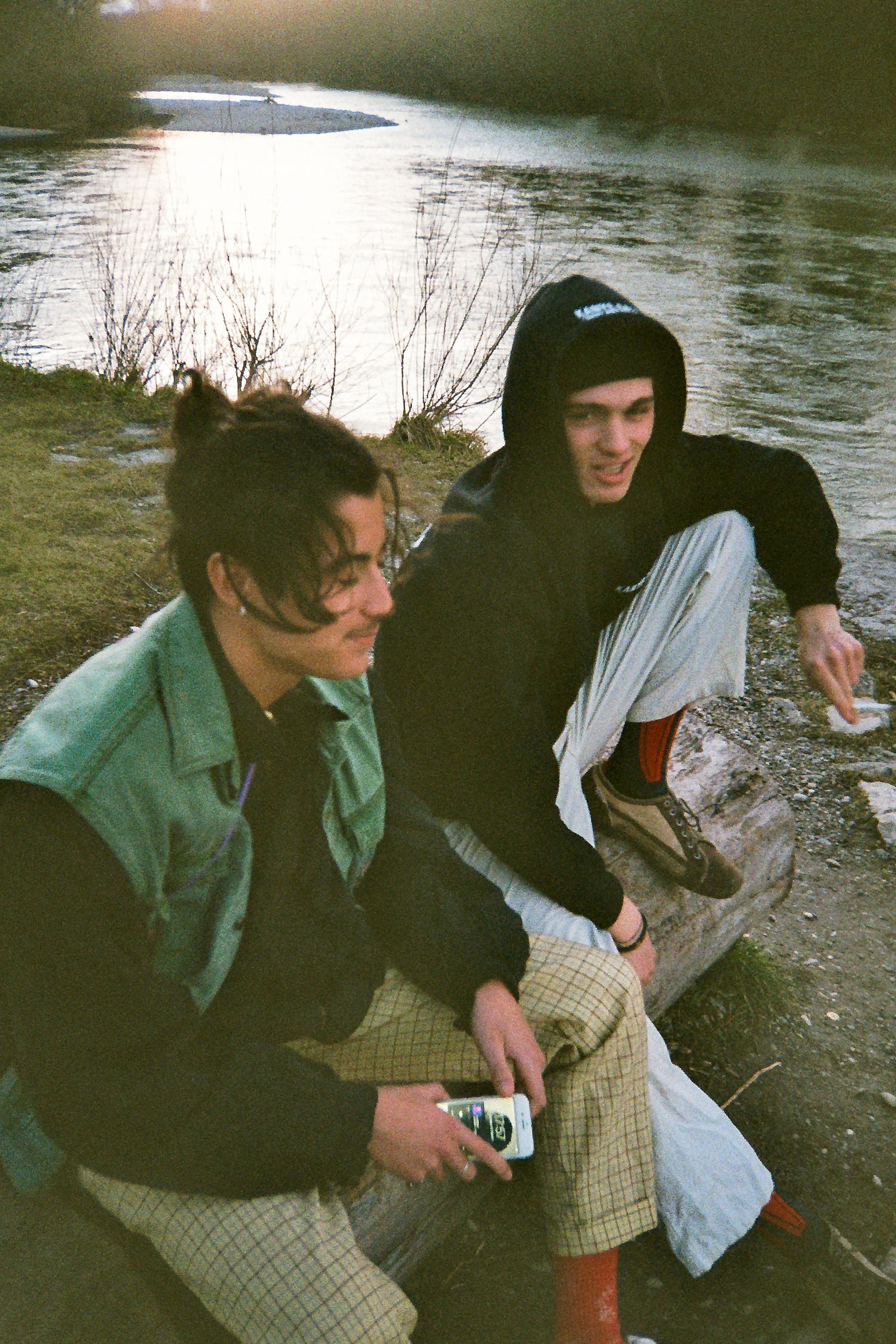 Bruno and Josi