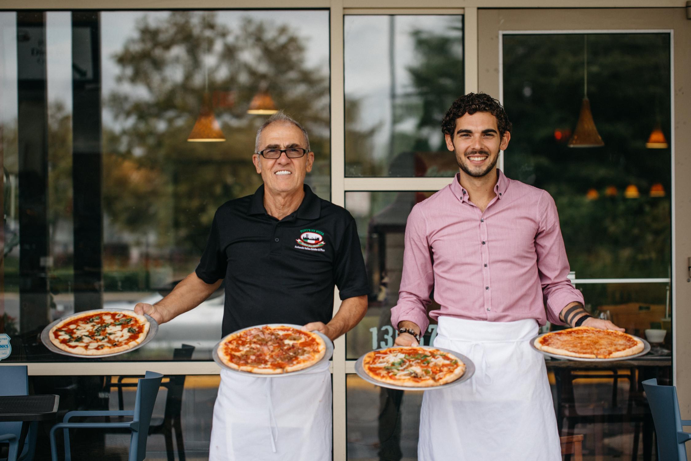 Tony's NY Pizza - Best Pizza Fairfax
