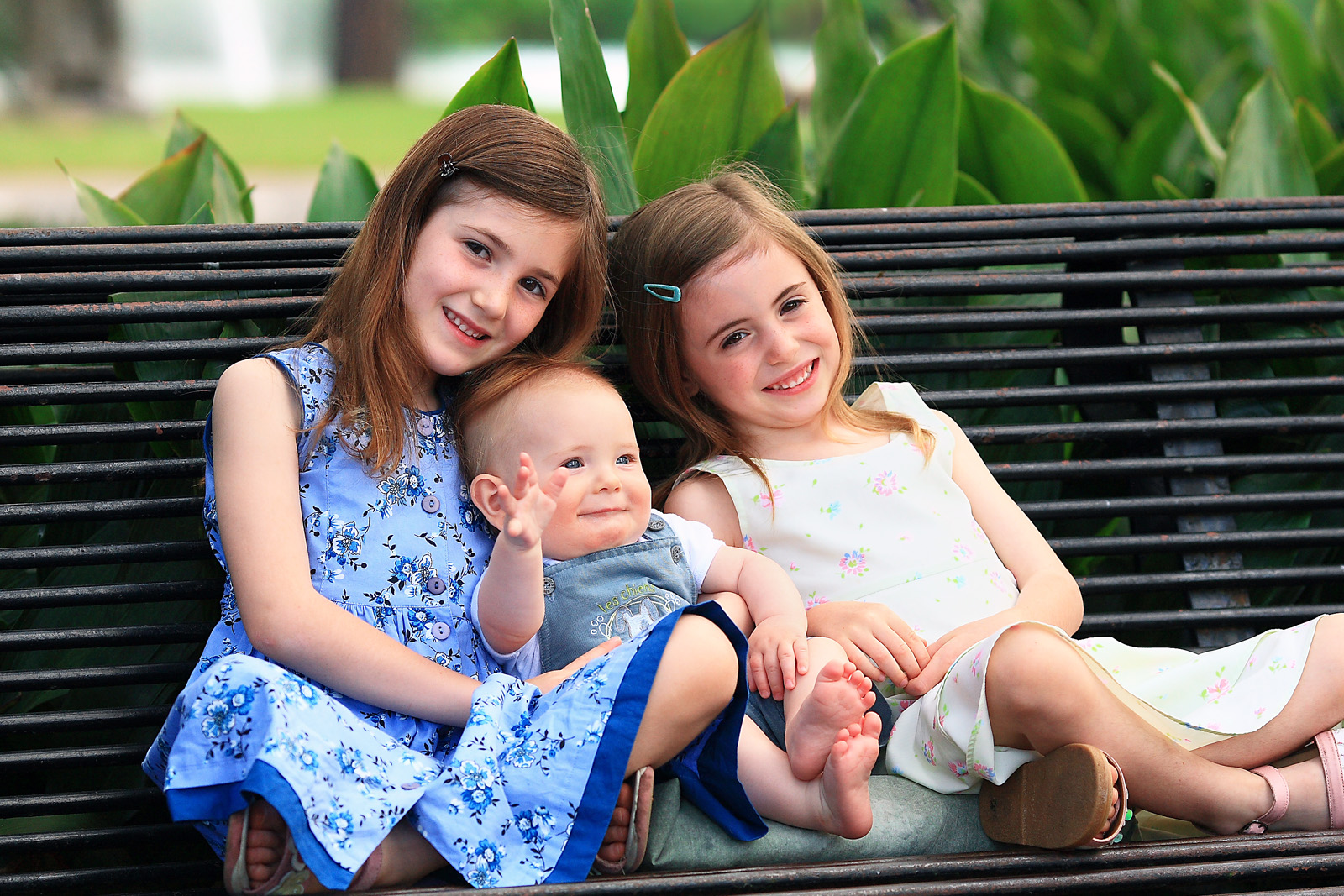 Family - Audubon Park