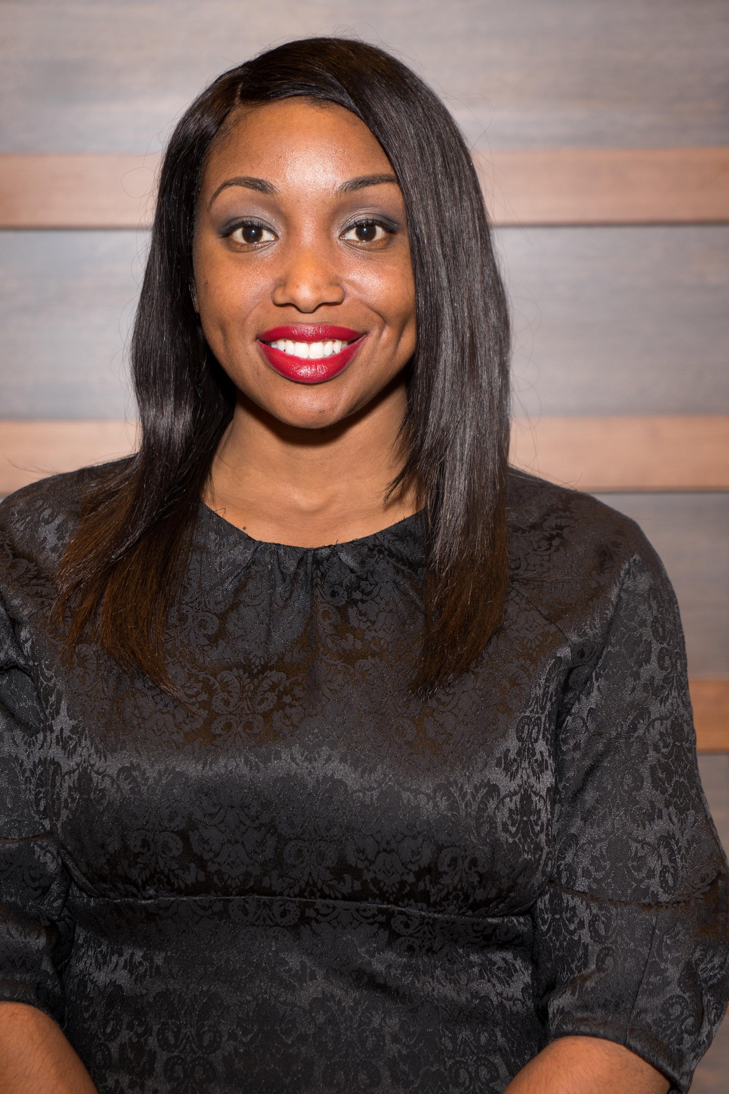 Tiffany Williams, Finalist