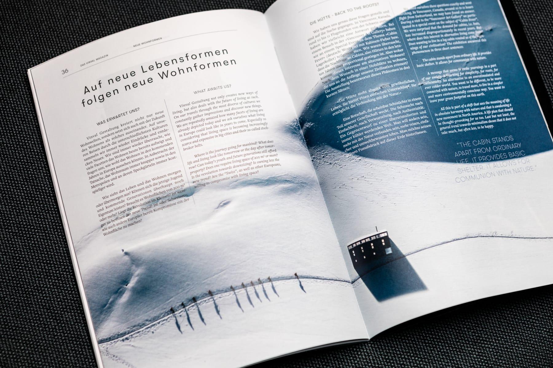Das Vinval Magazin Nr. 2
