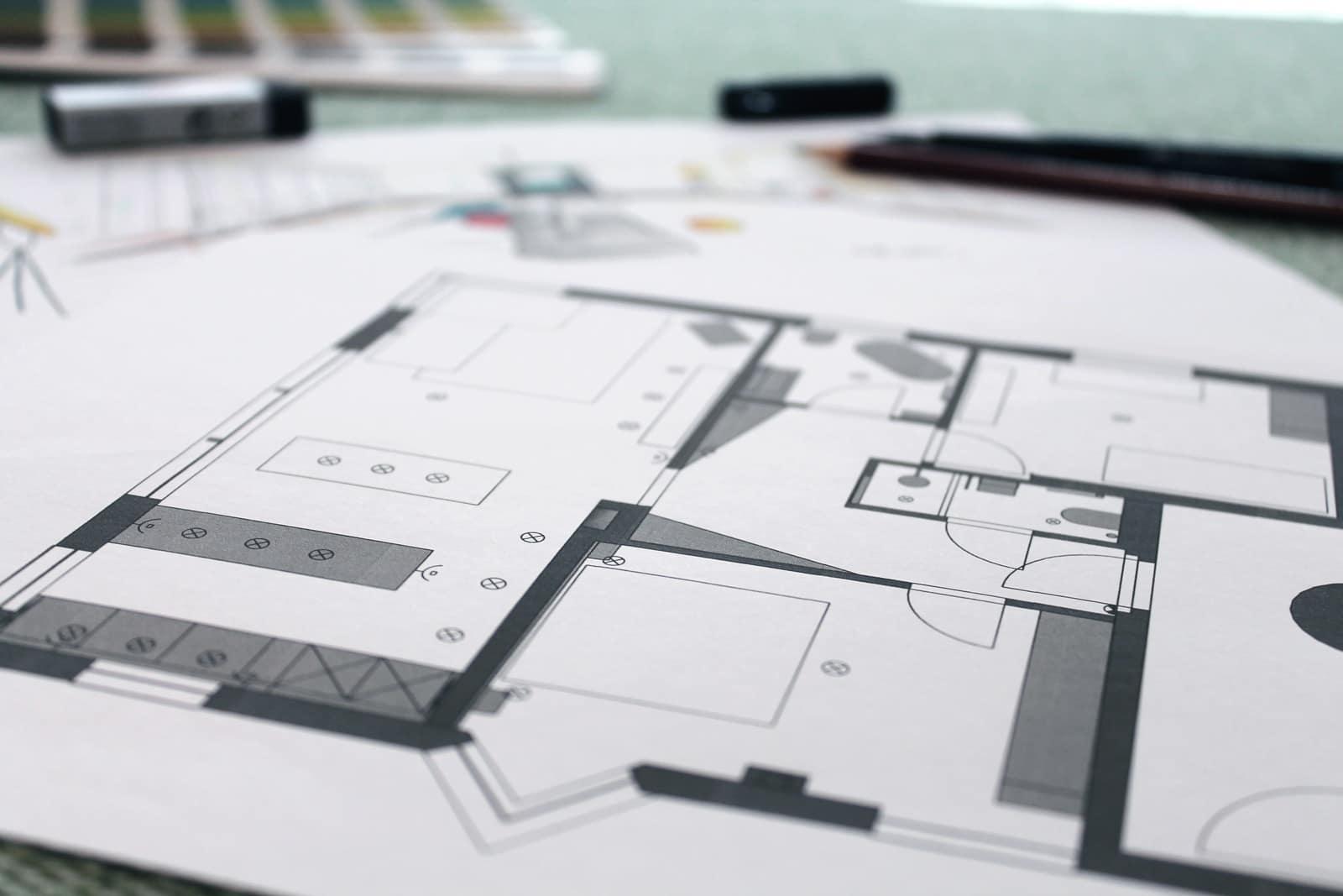 Vinval Innenarchitektur – Grundriss