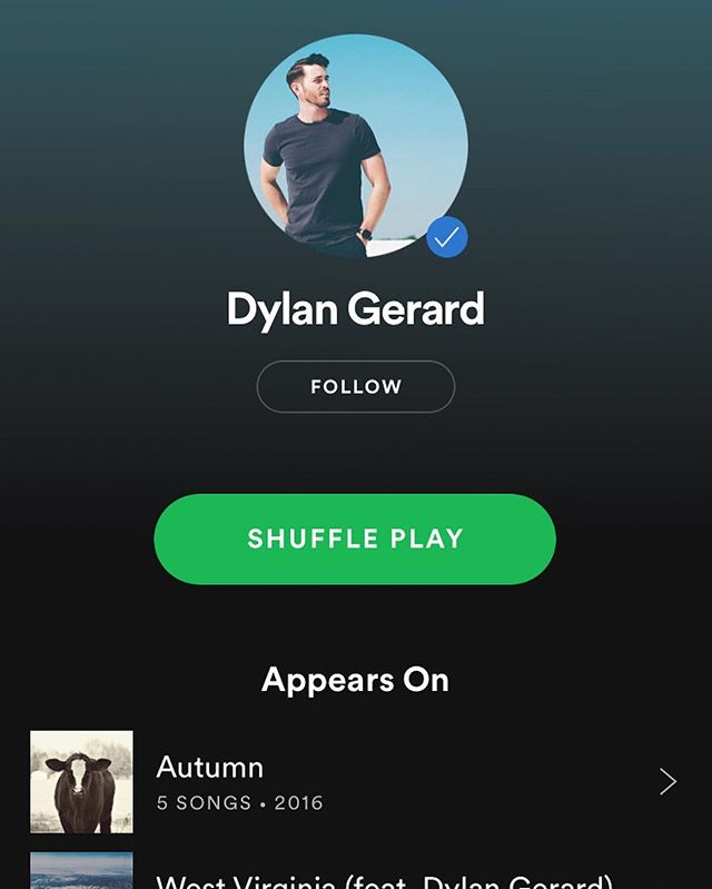 7.6.18 Won't be long before this profile has some music on it. #singlecoming #newmusic #dylangerard #spotify #emptysheets