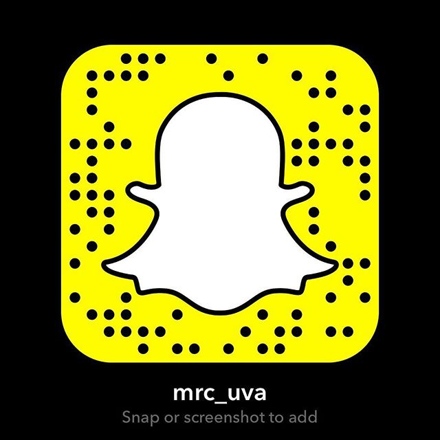 MRC is now on snapchat! Add us to see a day in the life of an undergrad #minoritiesedition *If you are interested in featuring: http://mrcatuva.org/get-involved/