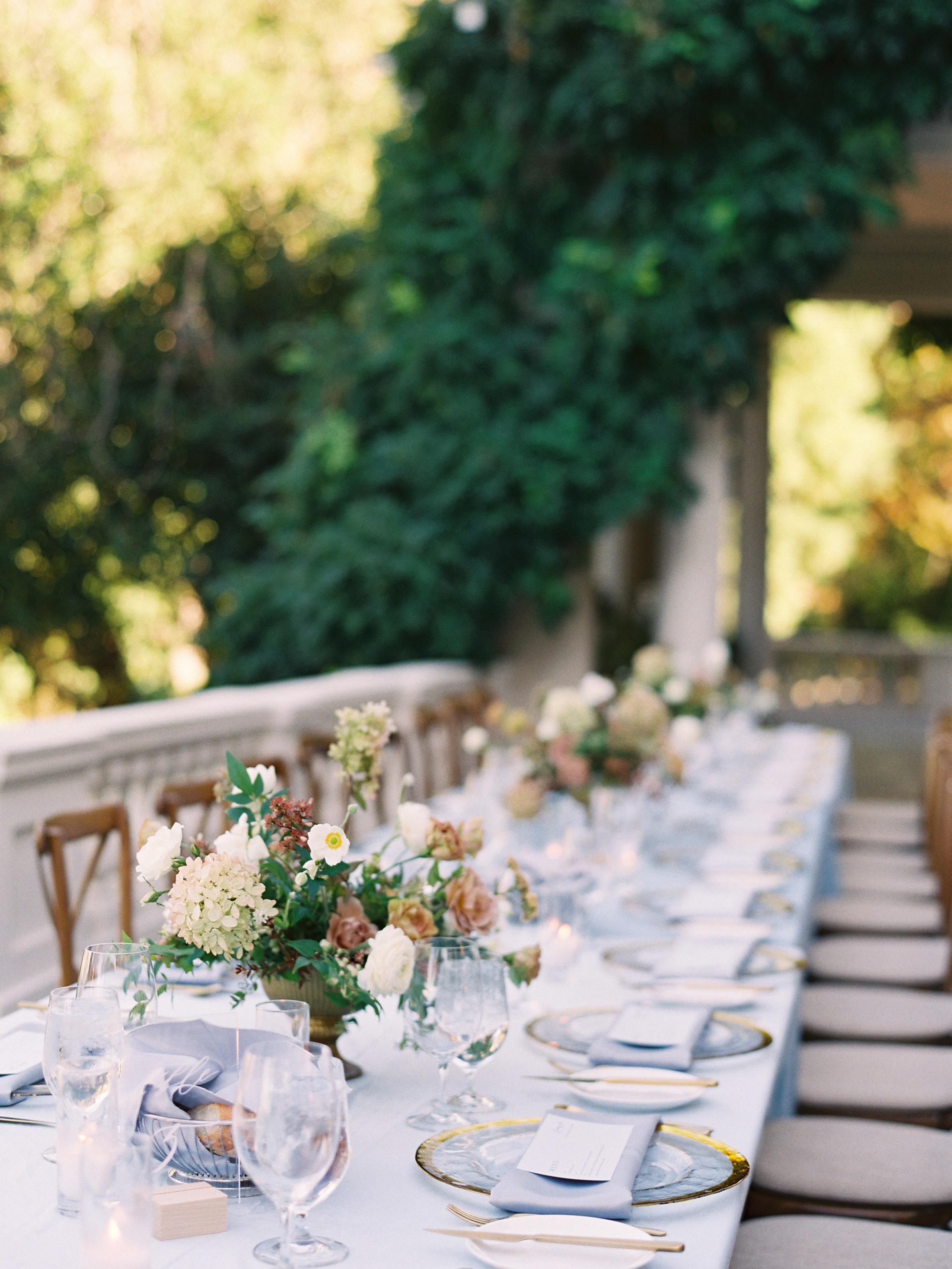 Tuscan Villa Feast - Villa montalvo | Cupertino