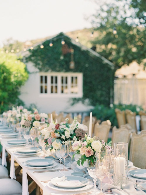 Floral Farmhouse Bash - Triunfo Creek | Malibu