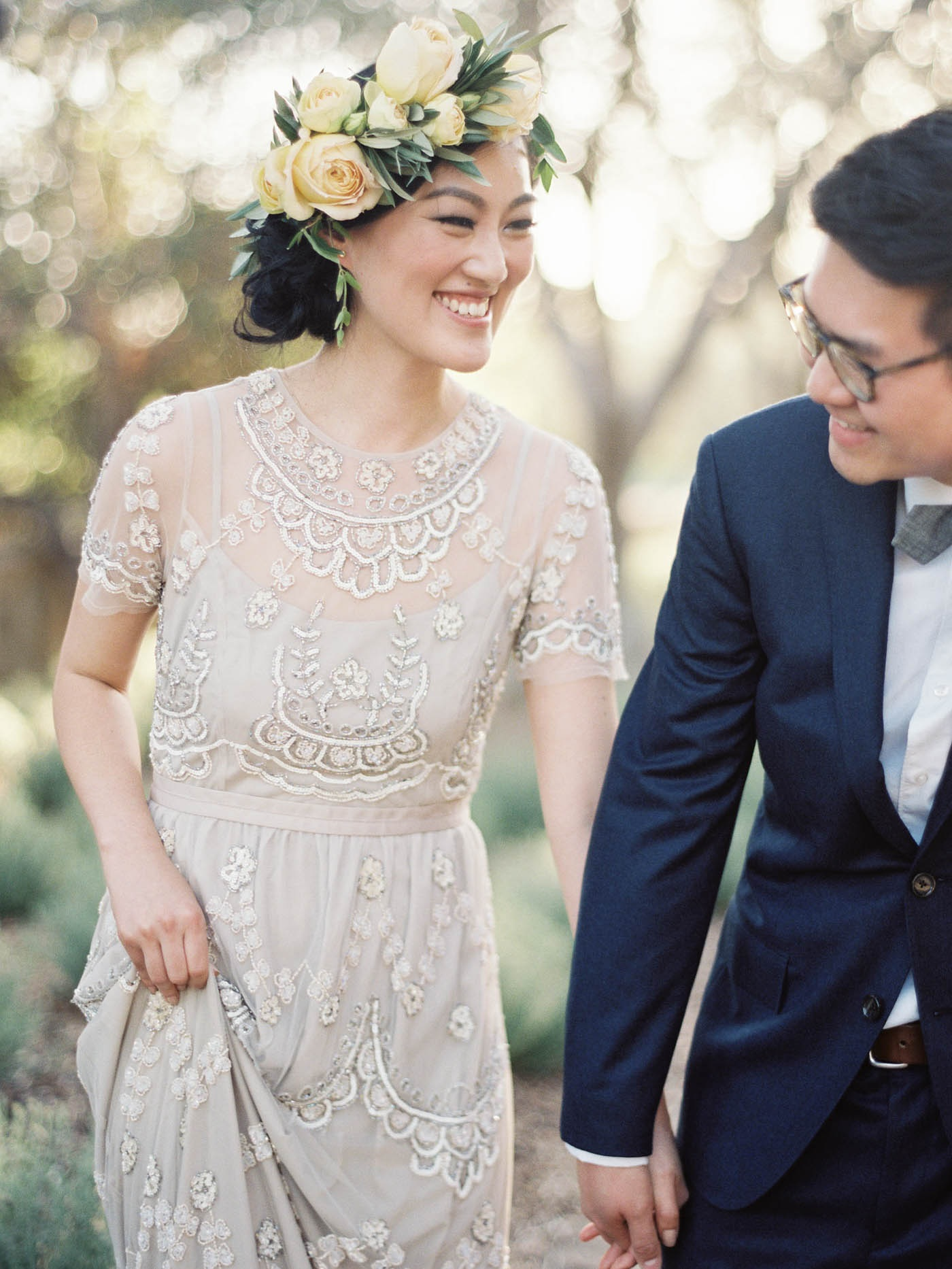 Enchanting Elopement - San Ysidro Ranch | Montecito