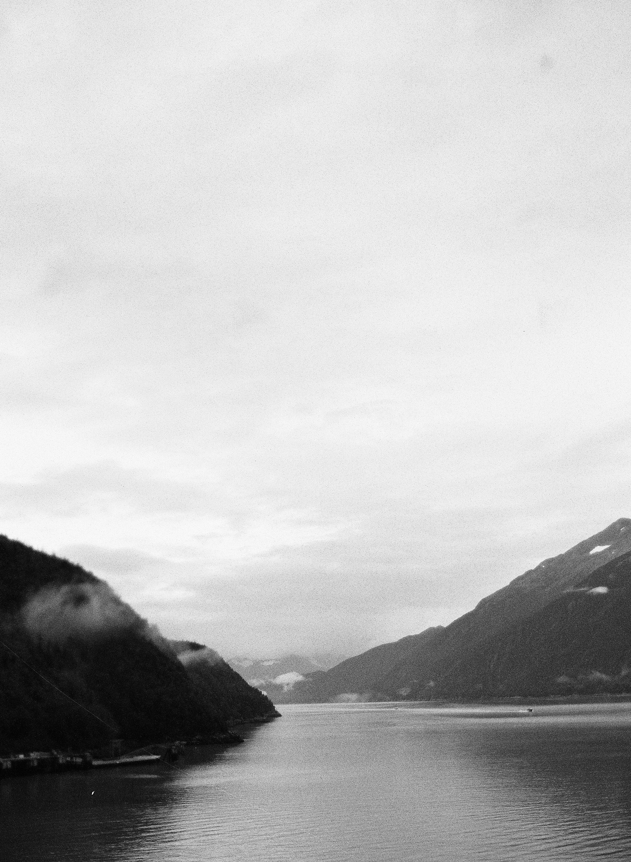 Alaska - VancouverThe Inner PassageSkagway