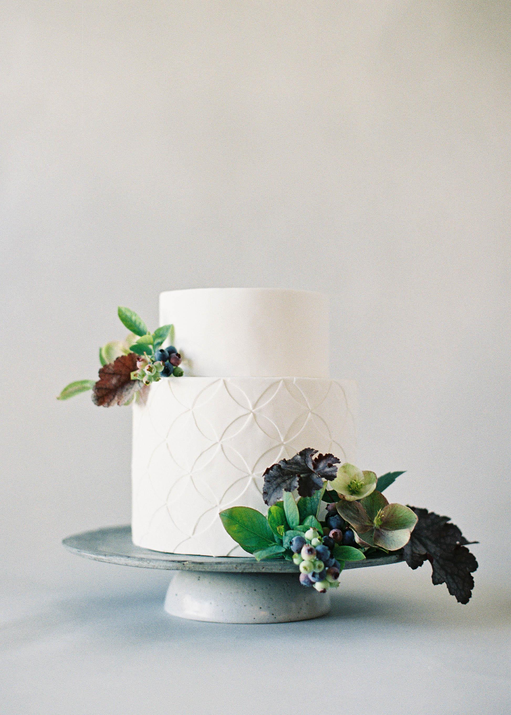 Botanical Cakes - Studio MondineNine Cakes