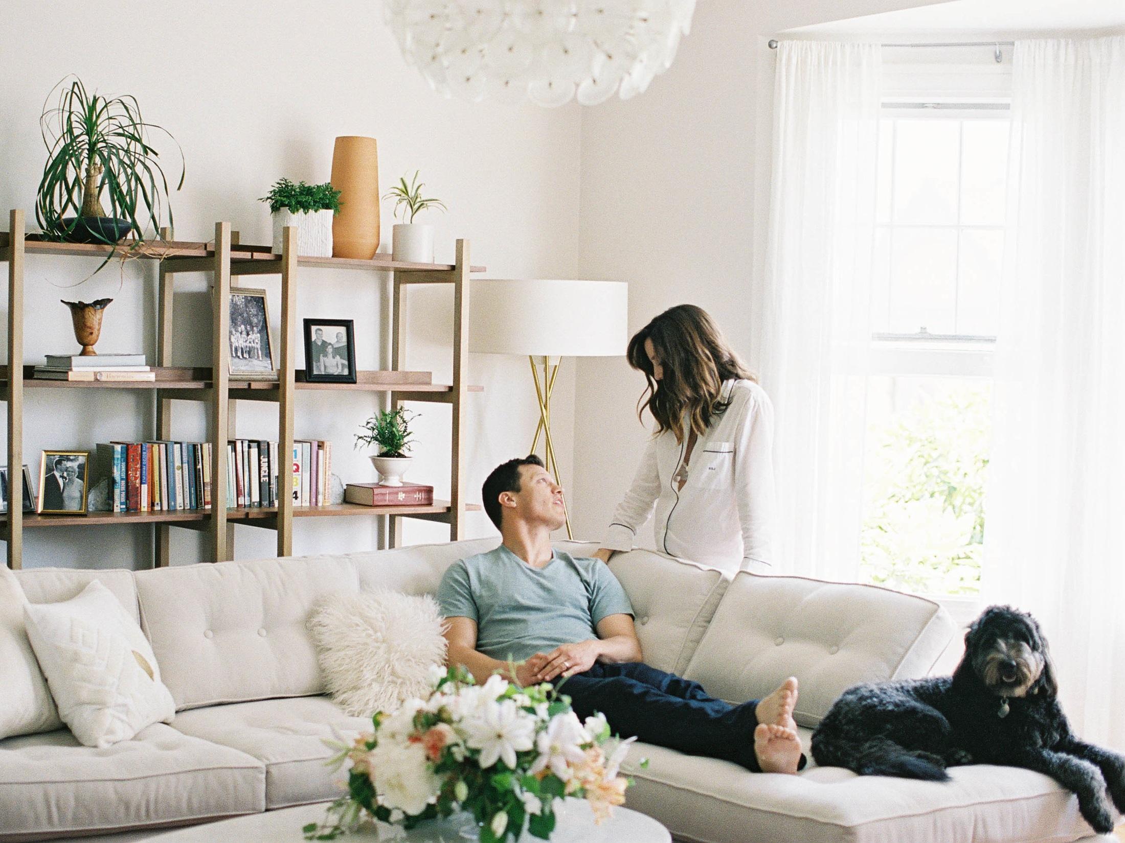 Elise & Robert - San Francisco Maternity