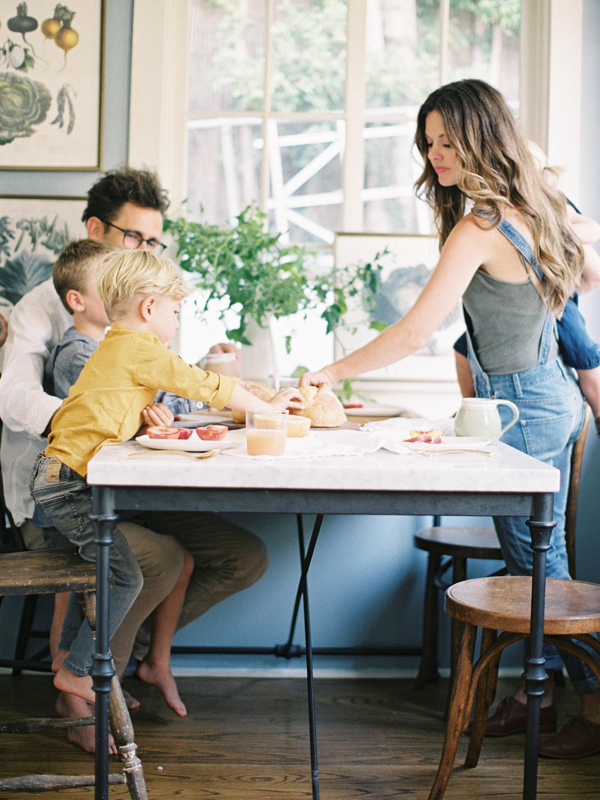 The Flynn Family - 1011 MakeupH&MZara Kids
