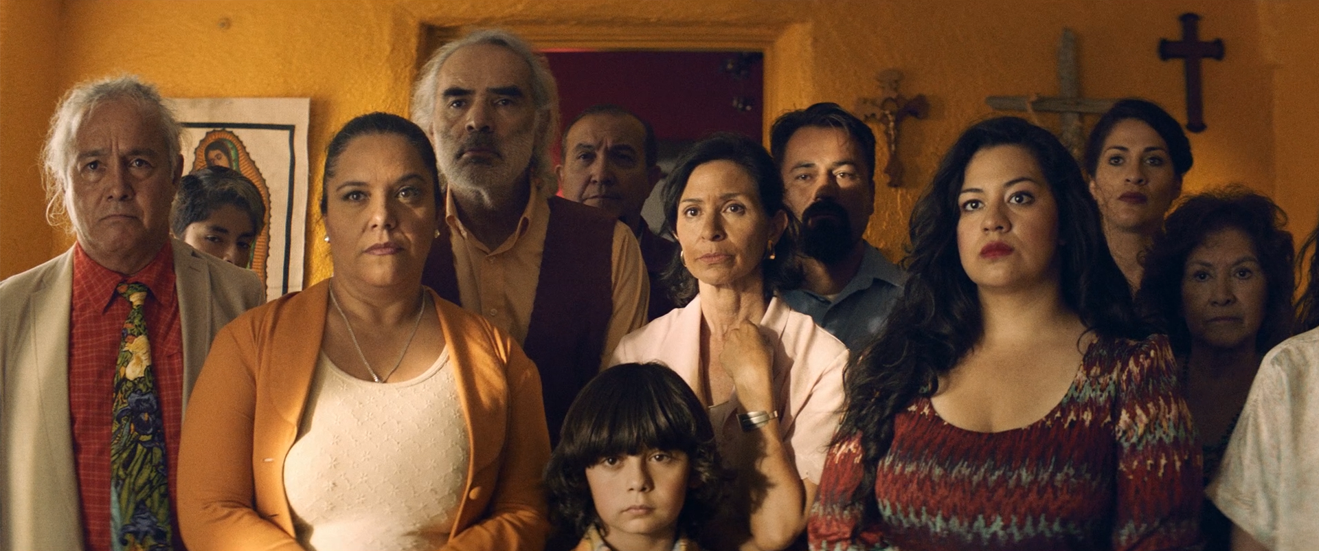 Still from Pozole; Written & Directed by Jessica Mendez Siqueiros