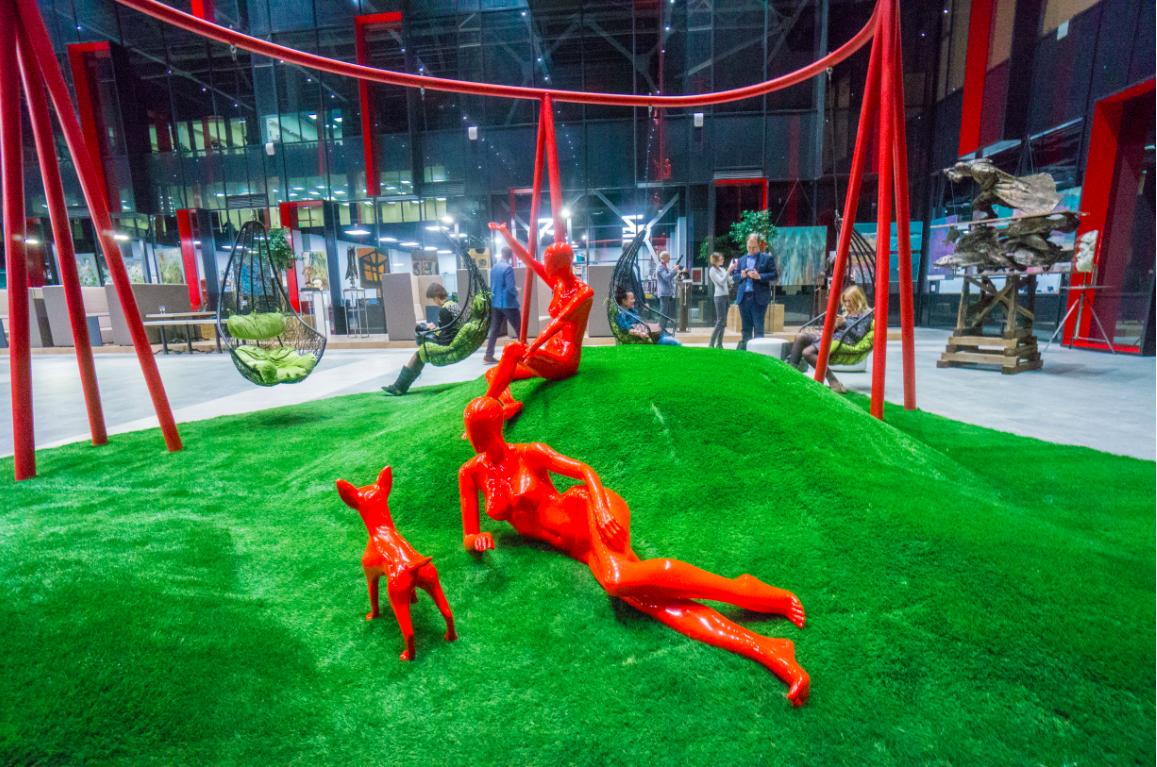 Pop Up Museum by Irina Nikolskaya