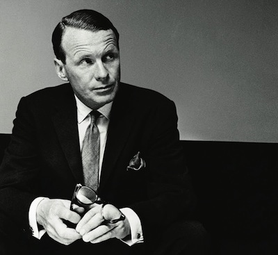 Picture of David Ogilvy from  Copy Blogger