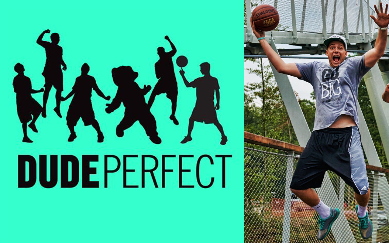 CODY JONES - Special Guest from Dude Perfect will be in attendance!