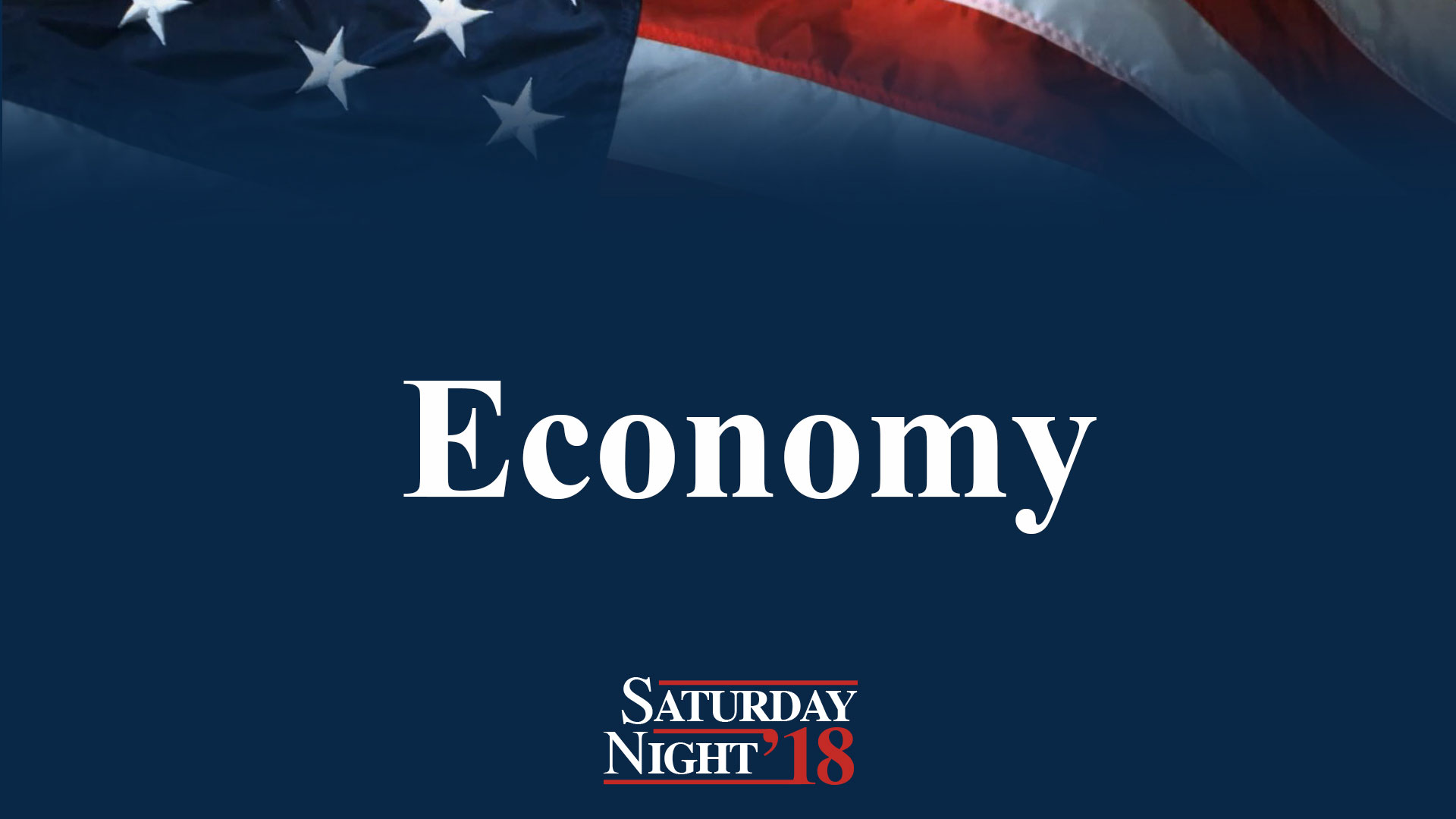 Economy - Sunday has had a monopoly on church services for years. Saturday night supporters believe that God can move in your life on Saturday too! In America, we believe that monopolies are bad.