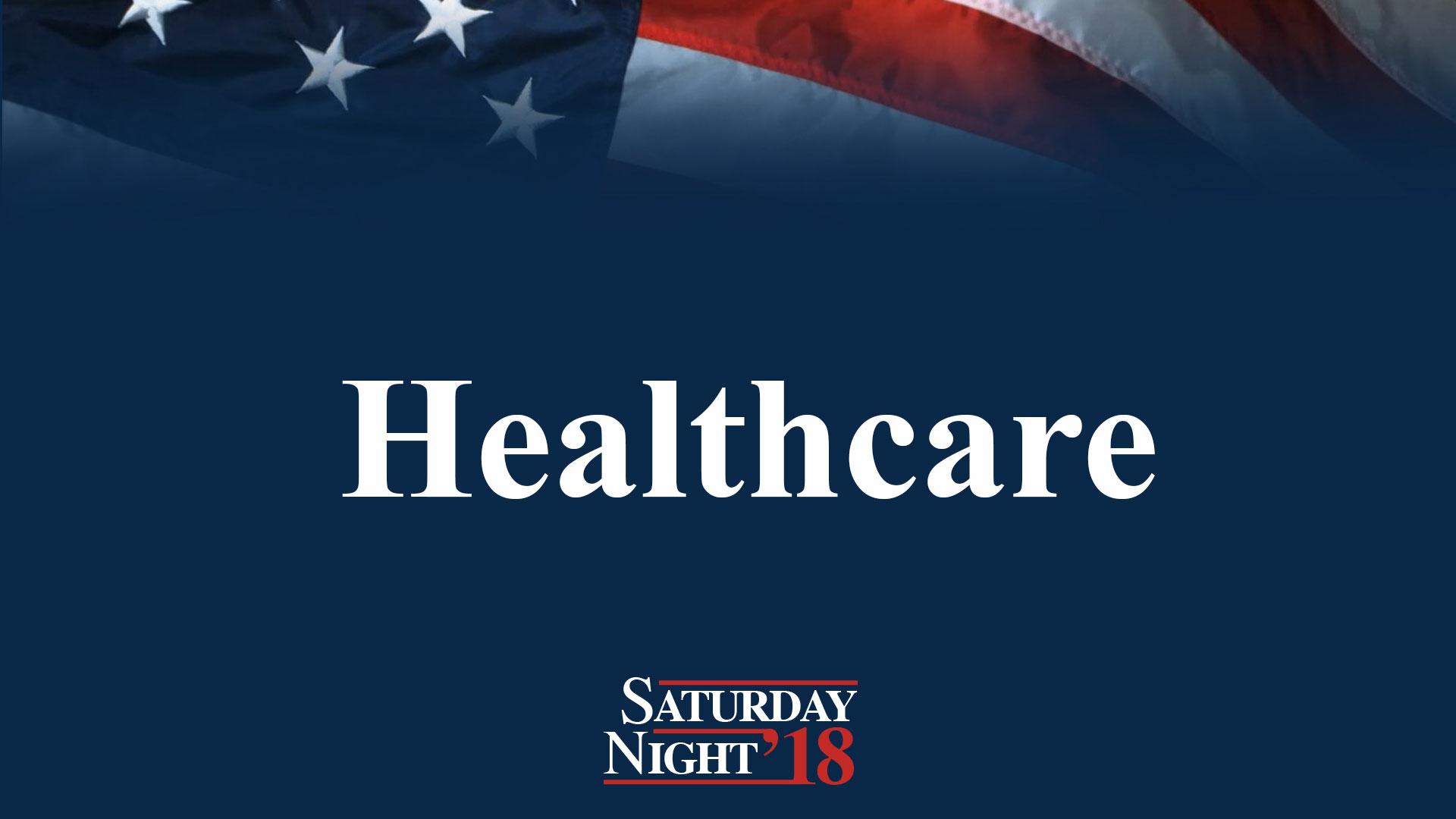 Healthcare - It's fact that the average person needs about 7-8 hours of sleep each night. Attending church on Saturday nights allows you to sleep in on Sundays, which is good for your health..and we care about that. Boom, healthcare.