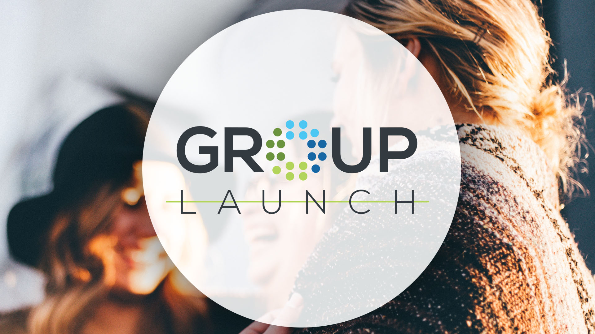 Group Launch - OCTOBER 14 // 2:00 PM // ALL CAMPUSESDON'T DO LIFE ALONE. COME TO GROUP LAUNCH AND LET US HELP YOU FIND COMMUNITY!At GroupLaunch, we partner with you to create a fun and friendly environment where you can connect with others in a similar stage of life to form a new Hope Fellowship Group. GroupLaunch is a four week commitment where you'll develop friendships with others, gain an understanding of biblical community, and be equipped to start a strong new group.A host and volunteers will be on hand to help you navigate the process of meeting others and connecting to a group. Once GroupLaunch is finished, your new group will kickoff with a plan and curriculum to get you started and put you in the best possible position to foster long term community among friends at Hope Fellowship.