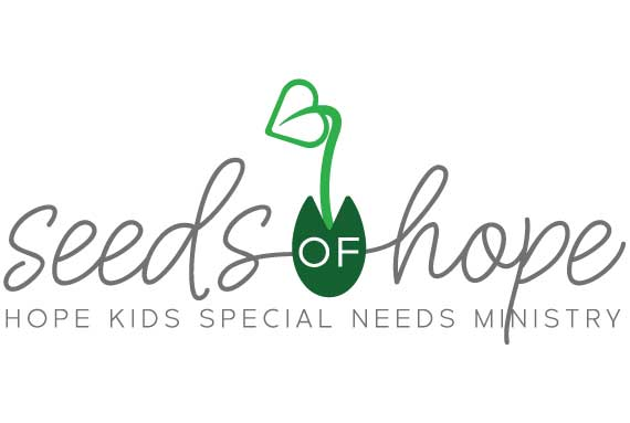 Seeds of Hope - SEEDS OF HOPE WILL BE A PLACE WHERE ACCEPTANCE IS CULTIVATED AND RELATIONSHIP NEEDS ARE MET.This children's special needs ministry will break down barriers that keep children with disabilities, Early Childhood through 5th grade, and their families from being able to participate in the community of the church.VOLUNTEER