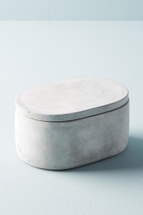 Cement Canister