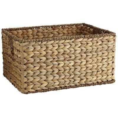 Carson Wicker Basket