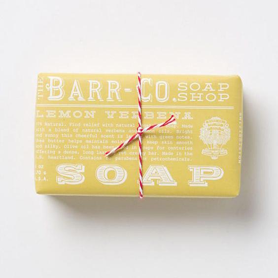 Barr-Co. Bar Soap