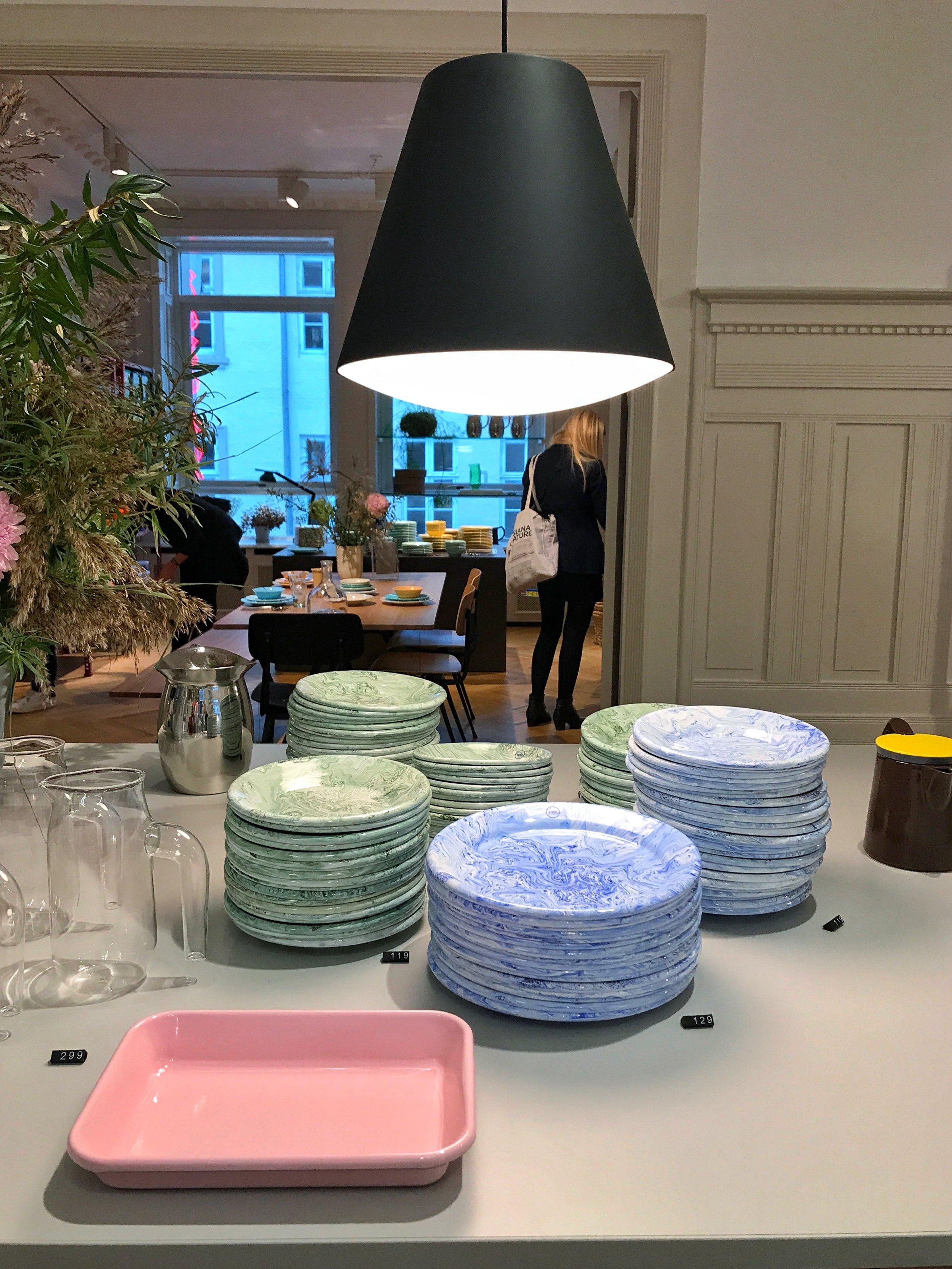 Lorla Studio | Copenhagen - Thoughts on Color