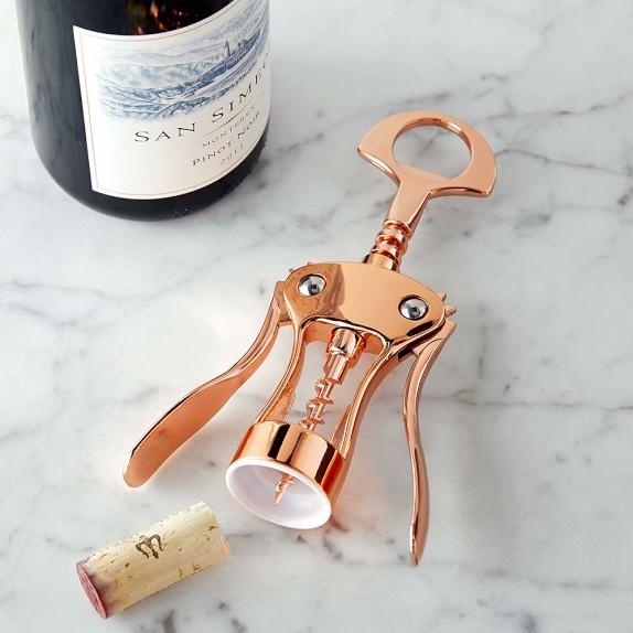 Copper Wine Opener