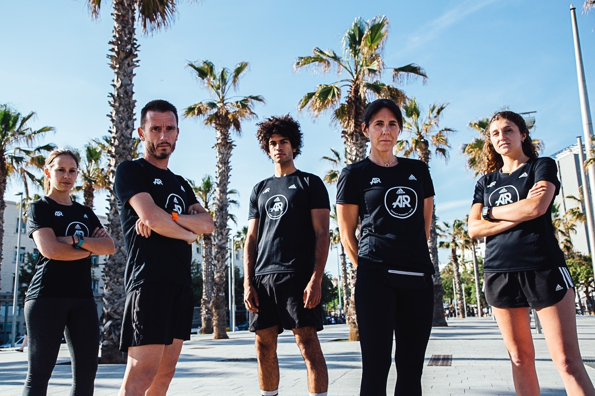 Adidas Running Coach Team 2019