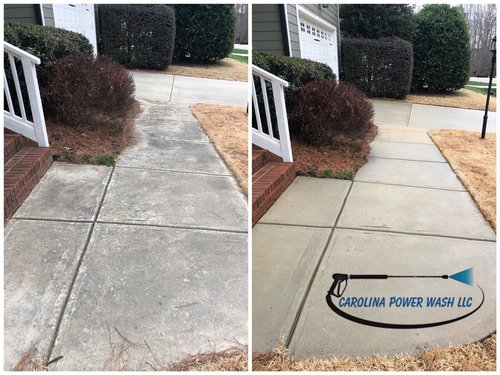 Power Washing in Cary, NC