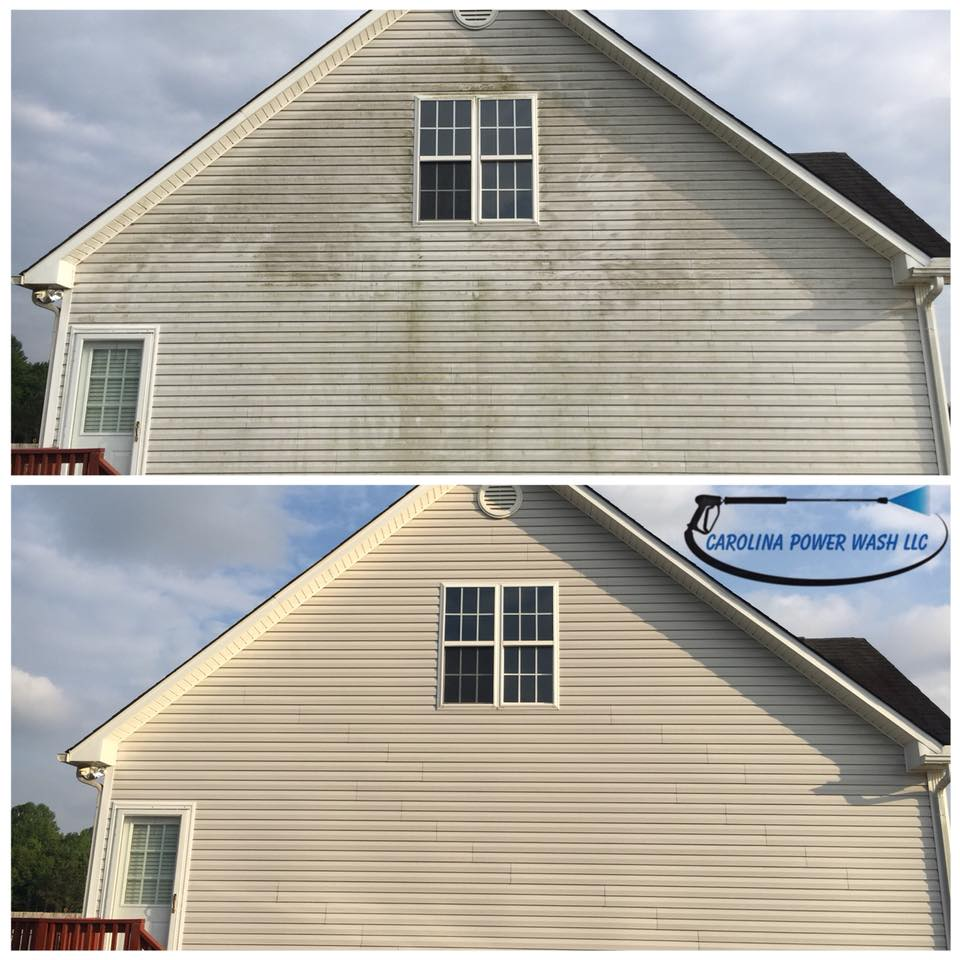 Low pressure Washing in CLayton