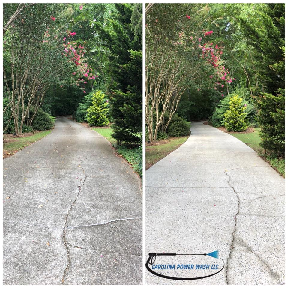 Power Washing in Cary