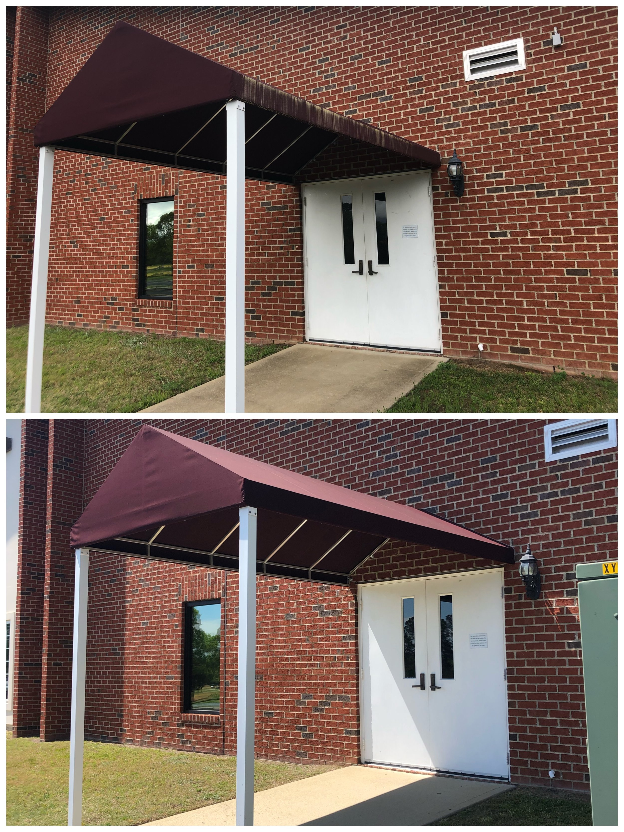 Awning Cleaning in Benson, NC