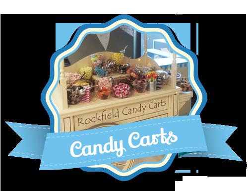 Candyfloss, Popcorn & Candy Carts