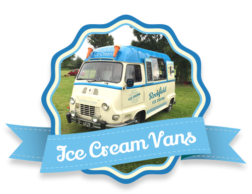 Vintage & Modern StyleD Ice Cream Vans