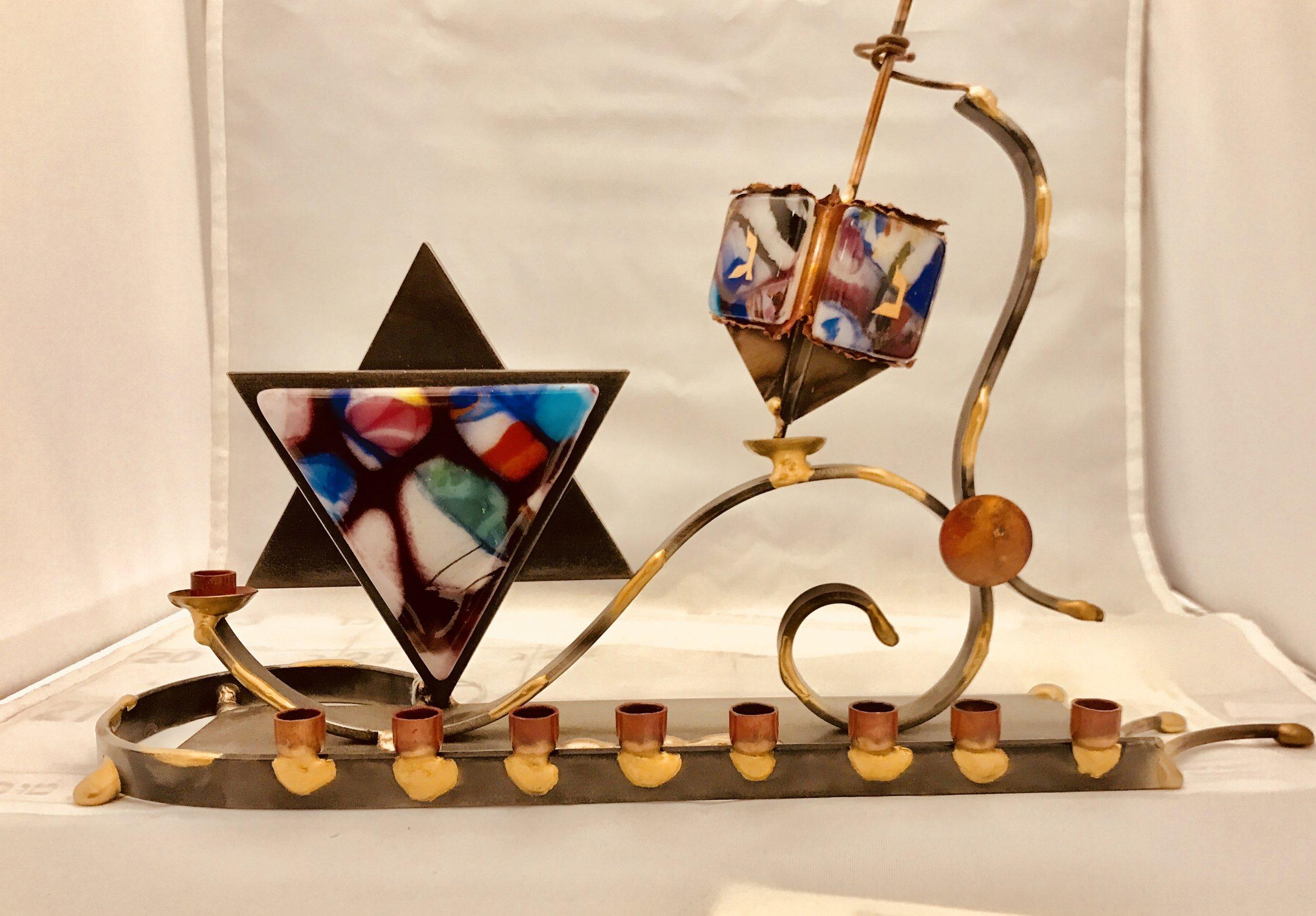 Gary Rosenthal Metal Work