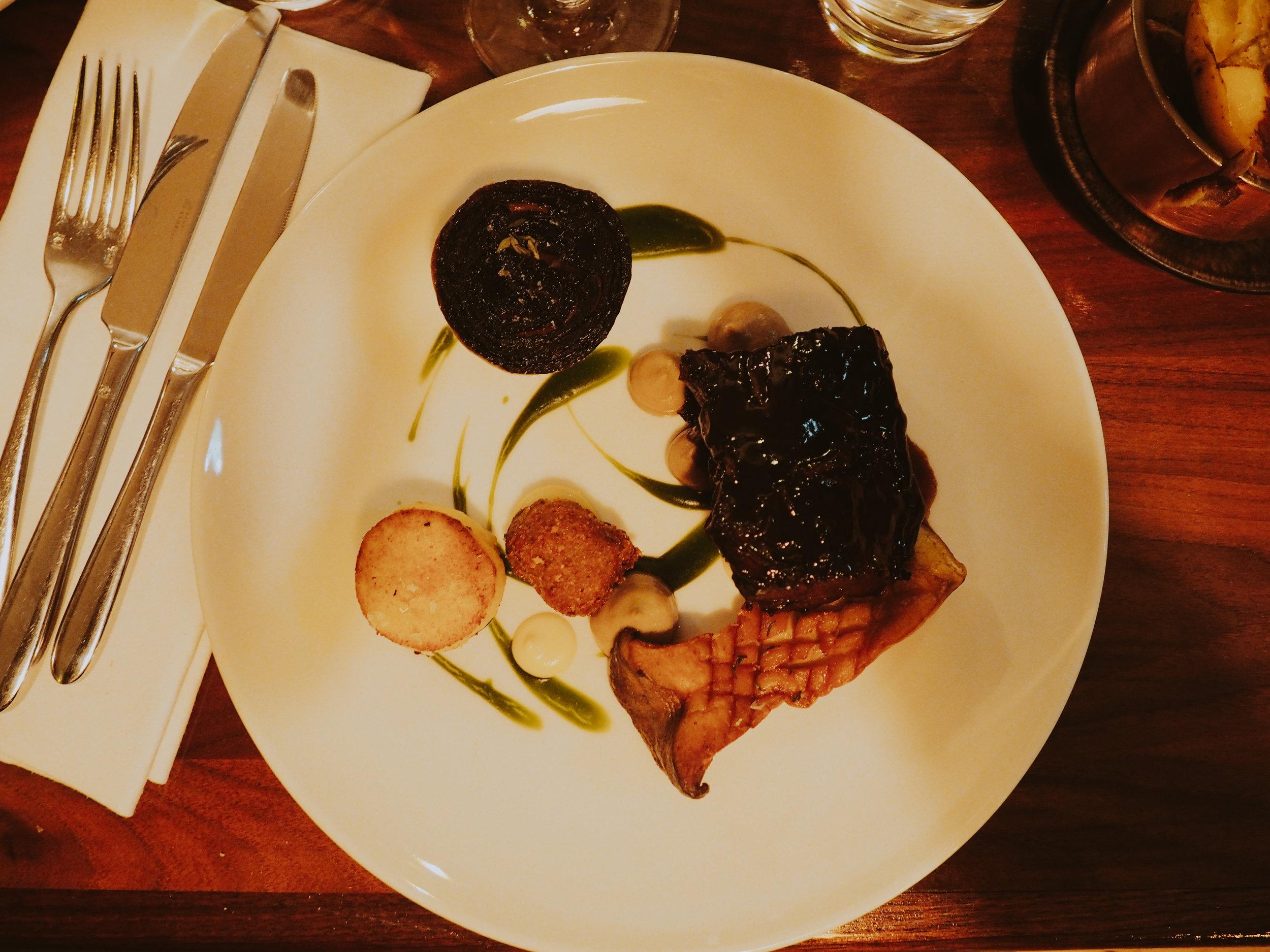 The Pig's Ear Restaurant Dublin Ireland