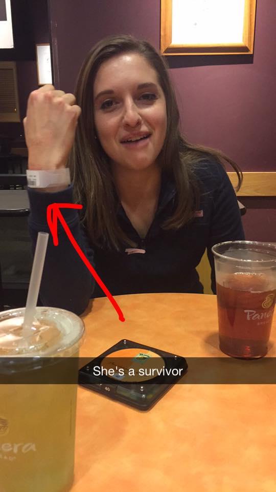 She's a Survivor
