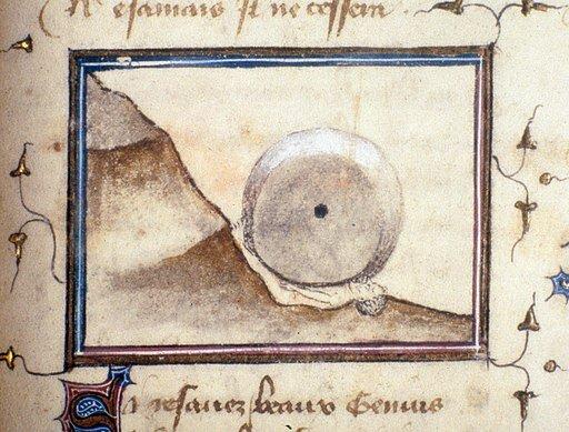 Midieval Sisyphus