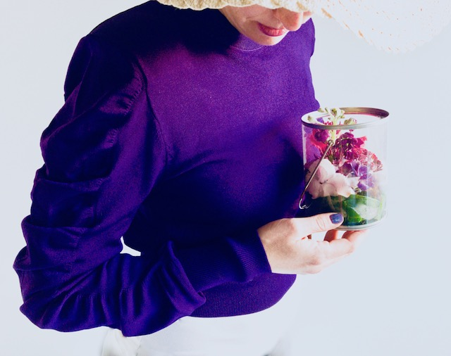 """Fashion  We love this article by Refinery29 on how to incorporate purple into our personal style.   """"Elected the color of 2018, the shade has already made a significant cultural impact over the past year.    """"Complex and contemplative, Ultra Violet suggests the mysteries of the cosmos, the intrigue of what lies ahead, and the discoveries beyond where we are now. The vast and limitless night sky is symbolic of what is possible and continues to inspire the desire to pursue a world beyond our own,""""    Pantone stated   .    Mixing blue and red, two shades that are seemingly opposed, to create something entirely new, Ultra Violet is one of the most complex colors.   Check out:  18 Ways To Wear Ultra Violet, The Color of 2018."""