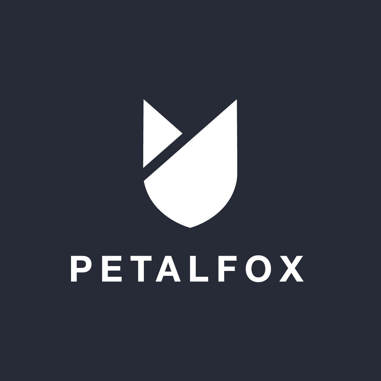 Petalfox_Square_Logo_Lockup_1_DarkonWhite 2.png