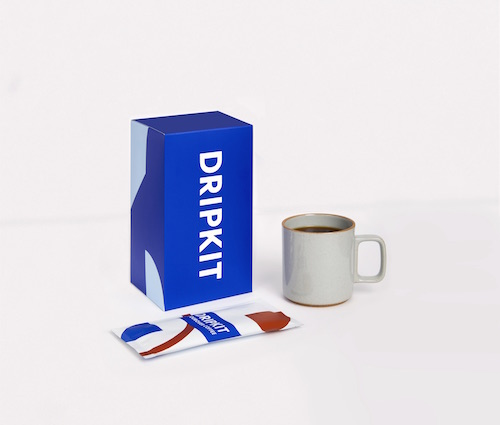 #DRIPKITCOFFEE #FEMALEFOUNDER #BIODEGRADABLE #CONCIOUSLYSOURCED