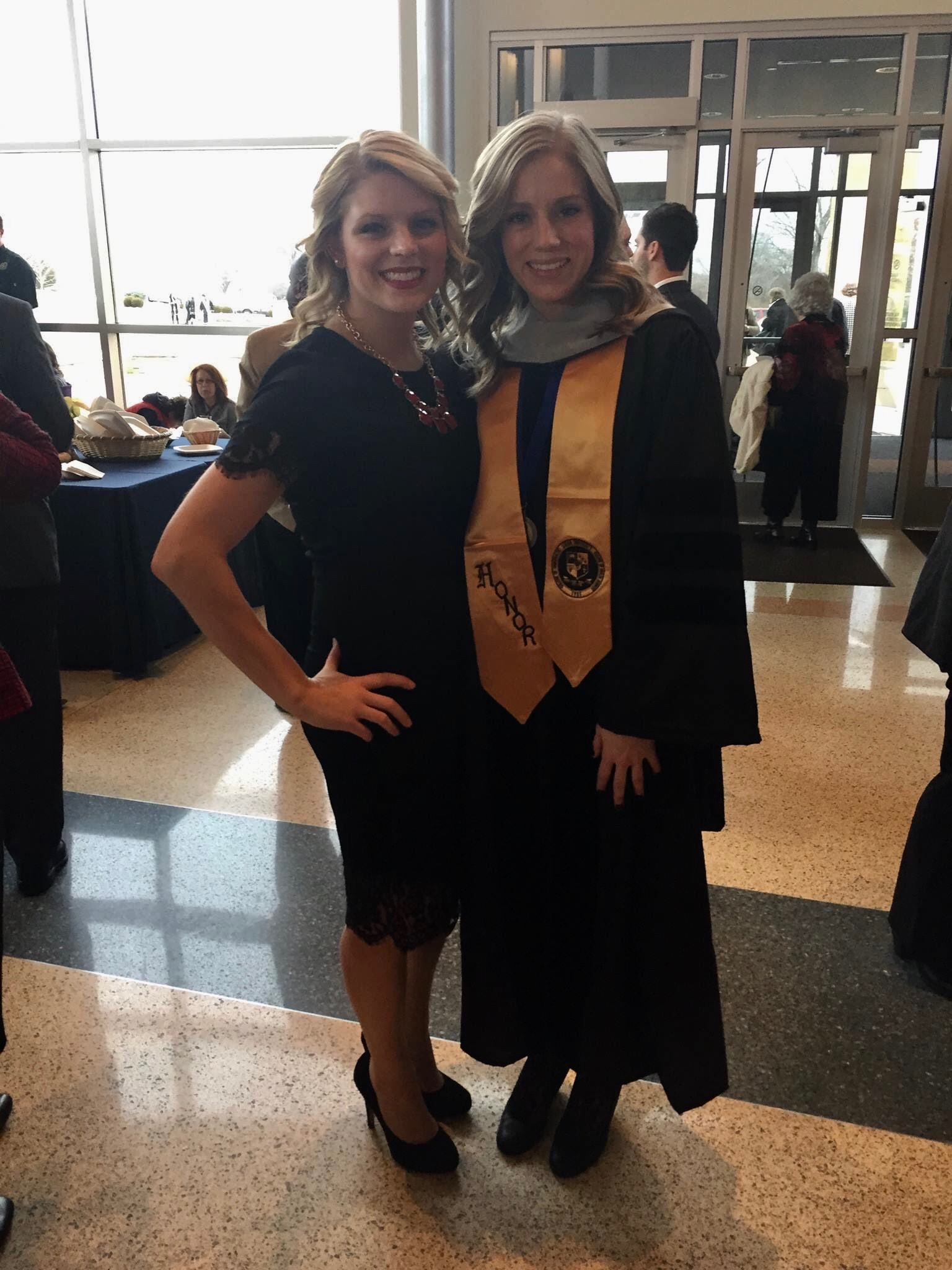 December 2014 Dr. Shanele graduates.