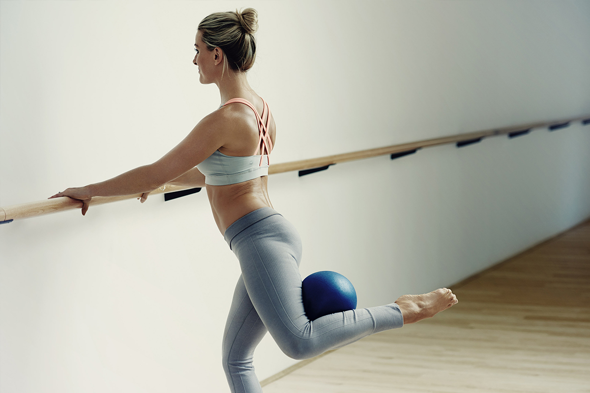 TIFFANY KThe Cycling/Barre Classis a booty buster! I get the most bang for my buck in this silhouette shaping class! -