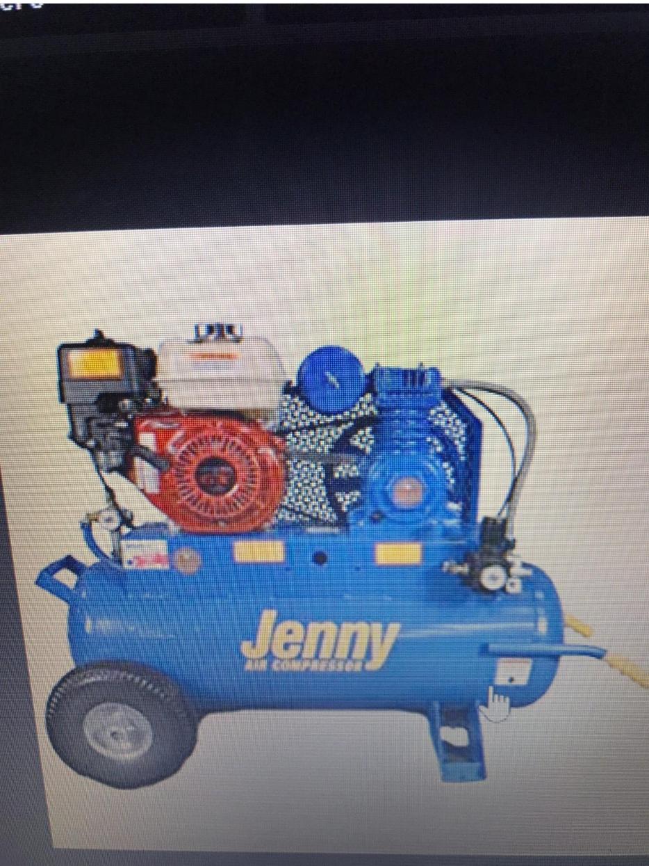 Stolen Air Compressor